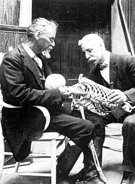 Andrew Taylor Still fondateur de l'ostéopathie, créateur de l'ostéopathie, inventeur, génie, c'est quoi, C quoi ? Comment ça marche, fonctionne, ostéo, osteo